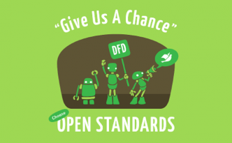 Choose open standards