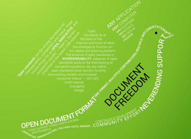 infografica ODF